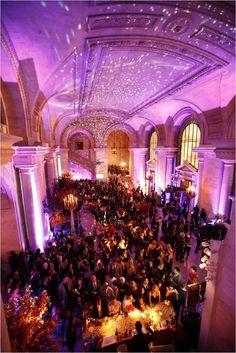 New York Weddings Guide The Reception Eight Fantasy Venues And Reasonable Alternatives Magazine Venue Pinterest Wedding
