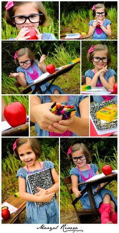 Back To School Mini Sessions | Maryel Rivera Photography | Winter Haven, FL