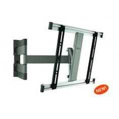 Vogel's Thin 245 Ultra Thin TV muurbeugel te bestellen met Thuiswinkel Garantie bij www.beugelsenmeer.nl