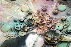 a secret {detail} by Made by Finnabair, via Flickr