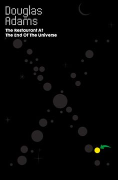 30th Anniversary Douglas Adams Hitchhikers Series covers designed by Crush Creative – initial ideas