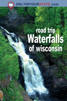 Travel | Wisconsin | Attractions | Sites | Explore | Adventure | Things To Do | Waterfalls | Road Trip | Summer | Drives