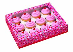 Wilton 415-2053 3-Pack 2-Cavity Mini Cupcake Boxes * Hurry! Check out this great sales : Baking desserts tools