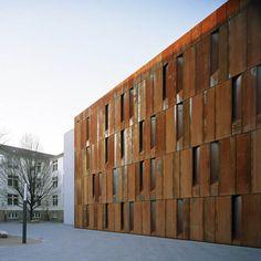 Haus der Essener Geschichte by Scheidt Kasprusch Architekten  Essen Germany  (Source: http://www.dezeen.com/2011/09/13/haus-der-essener-geschichte-by-scheidt-kasprusch/#)