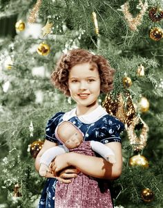 Shirley Temple, love this beautiful  picture of her.Such a talented & famous child star developed into a talented adult.