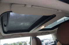 Awesome dual sunroofs on a 2013 MINI Cooper S Hardtop