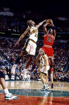 Jordan vs Payton