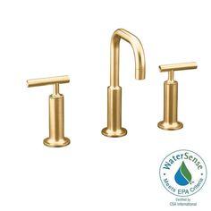 Kohler Badarmaturen memoirs sink basin with stately design and 8 inch centers k 2269 8