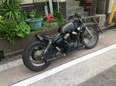 motomatto blog: ビラーゴ250