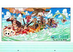 The Art of One Piece The Art of One Piece    © Studio Toei Animation    #keyowo #artwork #arte #art #illustrator #illustration #ilustracion #draw #drawing #dibujar #dibujo #sketch #pencil #sketchbook #smile #artsblog #artist #artinfo #artcall #artinfo #artlovers #artoftheday #artwork #artshow #color #creative #fineart #follow #yourbrand #creative #inspirations