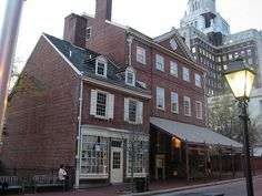 12 Favorite Haunts of the Founding Fathers You Can Still Visit Today | Mental Floss