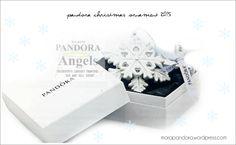 pandora christmas ornament 2015