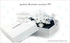 pandora christmas ornament 2015