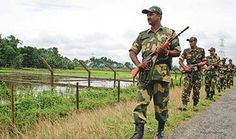 2015-07-09 11:56:03 A Bangladeshi cattle trader was shot to death by members of Indian Border Security Force (BSF) on Lohakuchi border in Aditmari upazila on early Thursday. The deceased was identified as Abu Sayem Jambu Miah, 35, son of Sohrab Hossain, a resident of Talukdulali village of Aditmari upazila. Lt Col Bajlur Rahman Hayati, commanding officer of Lalmonirhat BGB battalion-15 confirmed the incident. BGB sources said a team of BSF troops opened fire on a