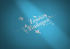 Zenélő Budapest logo