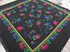 ON SALE 10 % of Beautiful russian scarf от RussianshawlMayya