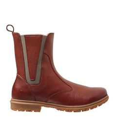 Found these boots on #zulily. Would make excellent bounty hunter boots. Cinnamon Pearl Slip-On Boot #zulilyfinds