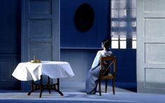 opera- Clark & Pougnaud Lost in meditation Edward Hopper, Cinematic Photography, Fine Art Photography, Paint Photography, Photografy Art, Dramatic Lighting, Contemporary Photographers, Foto Art, Scenic Design
