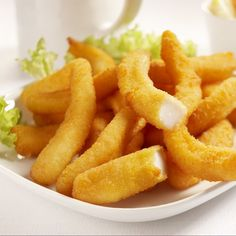 Tintenfischringe von Aviko eignen sich hervorragend für den kleinen Hunger von zwischendurch. Natürlich sind die Tintenfischringe nicht nur als Snack, sondern auch als Bestandteil der Hauptspeise vorzüglich.