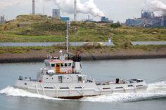 Bestemming thuishaven  24 augustus 2015 te IJmuiden onderweg naar Den Helder  http://koopvaardij.blogspot.nl/2015/08/bestemming-thuishaven_24.html