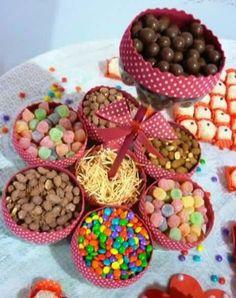 Dispensador de aperitivos ó dulces
