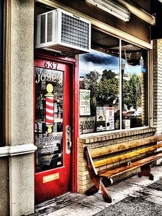 Barber Shop | Single image, tone-mapped using Dynamic-PHOTO … | Flickr