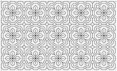 Free on blog imaginesque. free blackwork fill pattern
