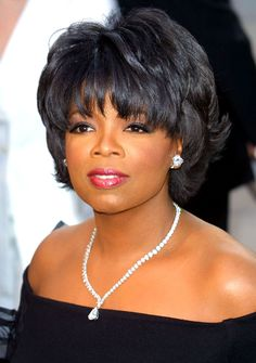 Oprah Winfrey - Born in Kosciusko, MS