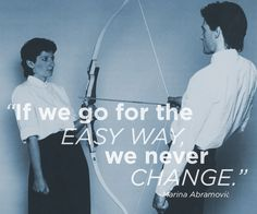 Marina Abramović | 14 Excellent Pieces Of Advice Every Artist Should Remember