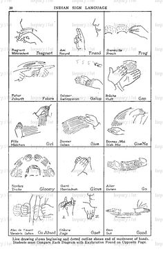 Native American sign language: Illustrated guides to 400 gestures - Click Americana Indian Sign Language, Sign Language Chart, Sign Language Phrases, Sign Language Alphabet, Learn Sign Language, Alphabet Symbols, American Sign Language, Native American History, Native American Indians