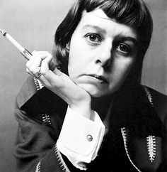 Carson McCullers. Image by Irving Penn.
