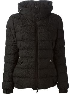 Shop Moncler 'Blandy' padded jacket in Bernardelli from the world's best independent boutiques at farfetch.com. Shop 300 boutiques at one address.
