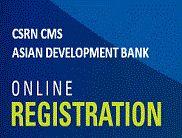 Jasa Registrasi Online CMS Asian Development Bank, hanya Rp. 100,000,-
