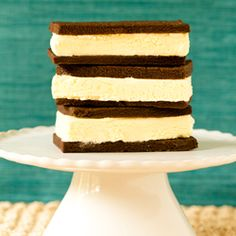 Old-Fashioned Ice Cream Sandwiches | Brown Eyed Baker