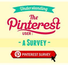 Understanding the Pinterest User: A Survey by @Allison j.d.m DeVuyst and @Elisabet Noguera Business Marketing And Advertising, Business Marketing, Social Media Marketing, Digital Marketing, Welcome To The Group, Social Media Trends, Pinterest For Business, Growing Your Business, Pinterest Marketing