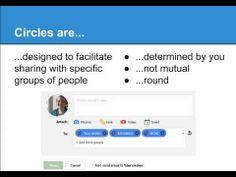 Google+ Tutorial - YouTube