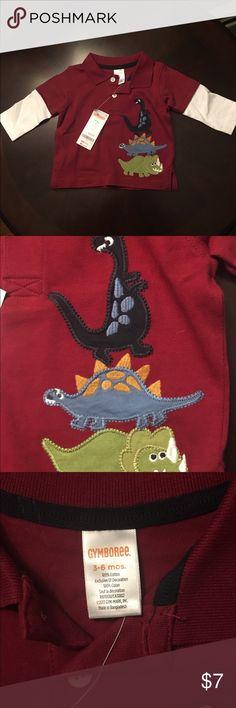 Spotted while shopping on Poshmark: NWT Gymboree baby boy shirt! #poshmark #fashion #shopping #style #Gymboree #Other