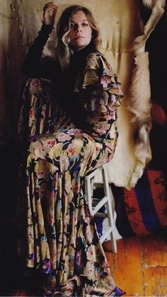 1970s vintage fashion