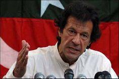 Imran demands resignation of President Asif Zardari | The News Informer