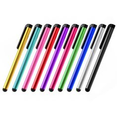 High Quality Universal Touch Screen Stylus Pen for iPad iPhone Samsung HTC , All Mobile Phones , Android Tablet PC Iphone 6, Apple Iphone, Stylus, Pc For Sale, All Mobile Phones, Samsung, New Ipad, Galaxy, Sport Outfits