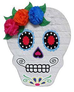 Sugar Skull Pinata - Decorations - Spirithalloween.com