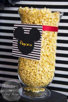 Mickey and Minnie Birthday Party | CatchMyParty.com
