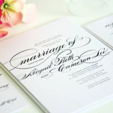 Invitations for Weddings, Bridal Showers, Engagement Parties - Page 2 - Etsy