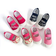 Check out this product on Alibaba.com App:Factory directly wholesale kids shoes 2017 spring children canvas shoes floral cotton fabric soft sole girls flat shoes https://m.alibaba.com/3yMrMz