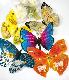 Excited to share this item from my shop: 5 x Christian Gift Butterflies / Christian Bible Journaling Stickers Scrapbooking, Sunday School Church Baptism Gift Tag Bible Verse Decor Bible Verse Decor, Bible Verses, Baptism Gifts, Glue Dots, Scrapbook Stickers, Christian Gifts, Sunday School, Christening, Gift Tags