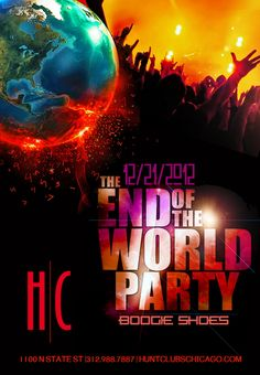 End of the World Party - Concept Promo
