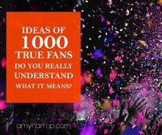 1000 True Fans Book