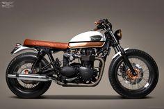 custom Triumph Bonneville T100 2