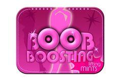 Boob Boosting Mints