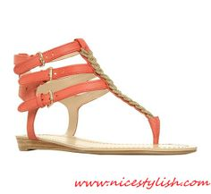 Flat Sandals for teens 2012 - sandals for summer 2012